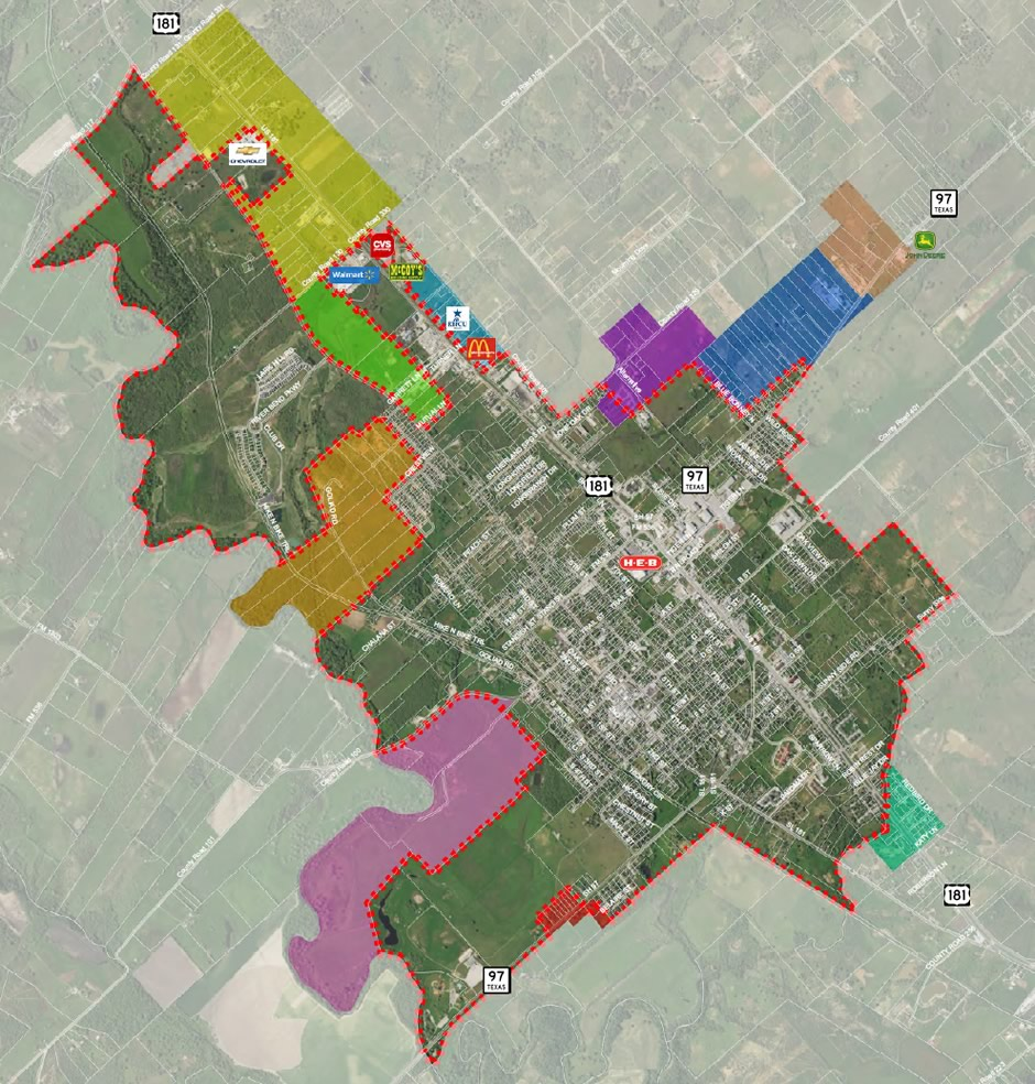 Frequently Asked Questions About Annexation