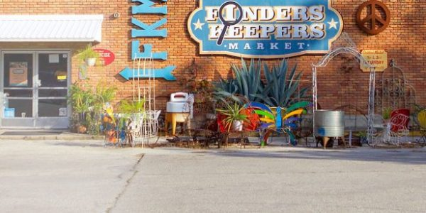 Finders Keepers Market, Floresville, Texas