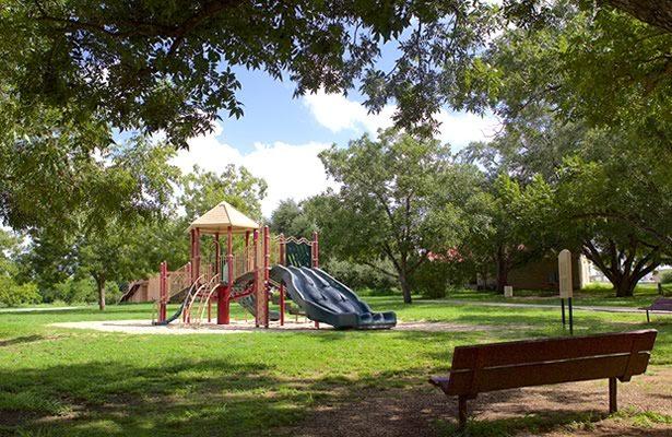 Playground at Pecan Park