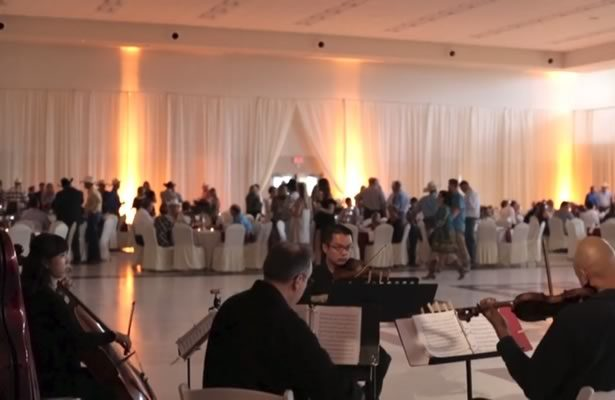 Wedding Reception at the Floresville Event Center