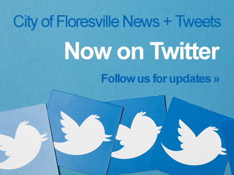 City of Floresville Now on Twitter